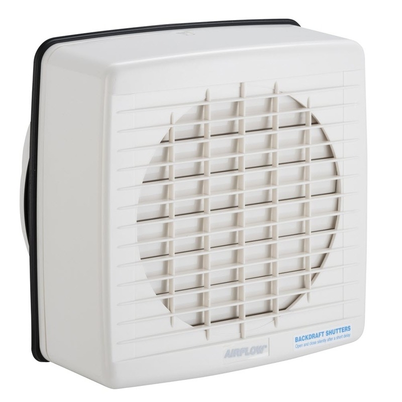 Airflow 7005a Window Exhaust Fan Axial 150mm Auto