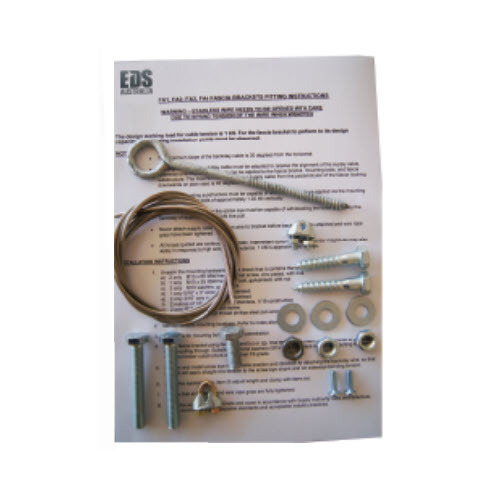 2 meter Stay wire kit | FBSK main image