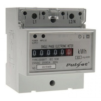 Kilowatt Hour Meters image