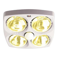 HEAT FAN LIGHT | IXL 2 in 1 | IXL Classic 4 Heat image