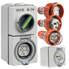 Clipsal Easy56 | Industrial Outlets & Sockets  image