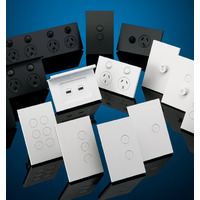Clipsal Saturn Zen Dimmers, Mechs and Accessories image