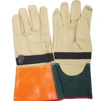 Liveline HV Outer Cowhide Glove for Class 1-4 Gloves | 0020