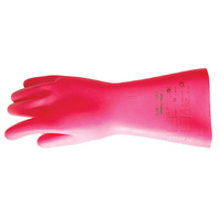 Class 1 Insulated Gloves 7,500v 410mm [Size: 11]