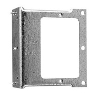 Clipsal 156/1N | Vertical Metal Mounting Bracket with Nails