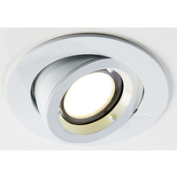 NLS 20267 | 10W LED Gimble White 6500K Daylight Complete with Globe
