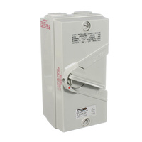 Three Pole 63Amp 250v Isolating Switch (IP56 Rated) | 30258