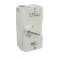 Three Pole 35Amp 250v Isolating Switch (IP56 Rated) | 30567