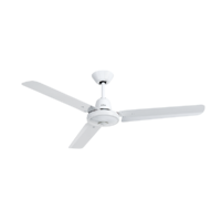 Airflow Ceiling Fan 3HS1200AL | 3 Blade 1200mm White *NEW MODEL*