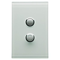 CLIPSAL SATURN 4062E450UDNOM | Universal Dimmer 450w Complete (Ocean Mist) 4062E450UDN