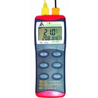 HLP AZ8852KIT | Dual Input Thermometer