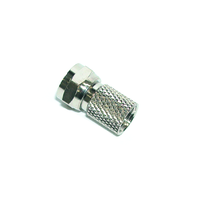Hills RG6 F-Type Twist Connector | BC14302