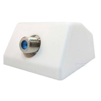 MATCHMASTER DA-L735F3G | Skirting Outlet 'F' Type Digital surface mount