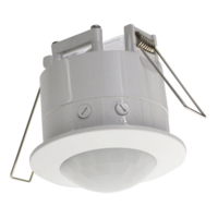 Matelec FMS-12064-A | Matelec 360 Degree Recess/Flush Mount Sensor White