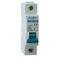 PULSET MCB6/140 | 40amp single pole 6ka circuit breaker
