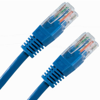 StrongLink 2.0m RJ5-05PLBU | Cat 5e 2.0m Patch Leads (Blue)