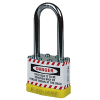 Lockout Steel Padlock Long Shakle | ULO-ES-PLS3