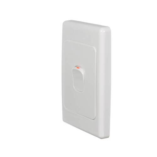 Clipsal 2000 Light Switch Wiring Diagram : Clipsal  stove isolator amp v white