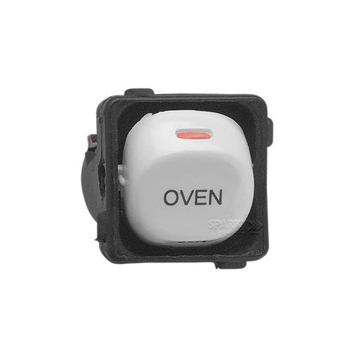 CLIPSAL 30M35OV | 35A Switch Mech (30 Series) Marked 'Oven' 30M35OVWE