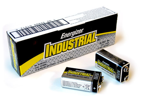 Batteries AA, AAA, 9V, C-Cell, D-Cell