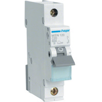 Hager Circuit Breaker Single Pole