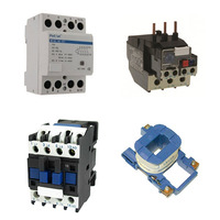 Electrical Contactors, Thermal Overloads And Accessories